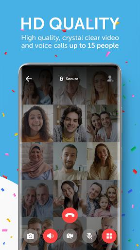 BiP – Messaging, Voice and Video Calling - عکس برنامه موبایلی اندروید