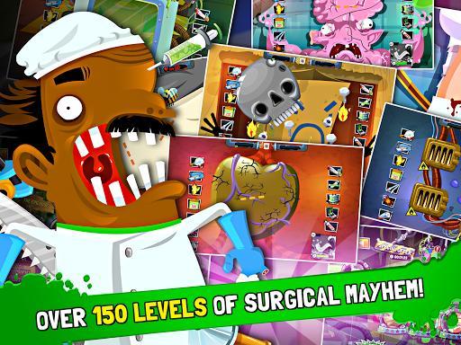 Amateur Surgeon 4 - عکس بازی موبایلی اندروید