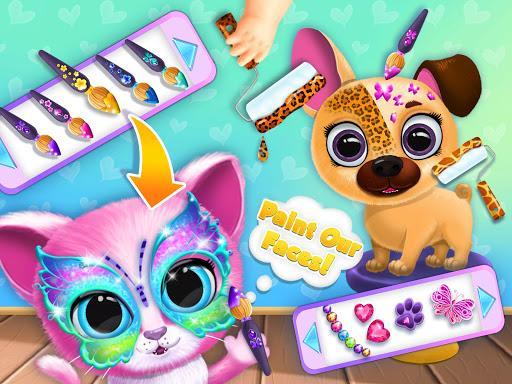 Kiki & Fifi Pet Beauty Salon - Haircut & Makeup - عکس بازی موبایلی اندروید