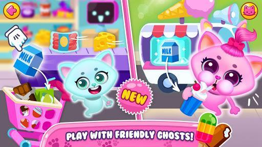 Little Kitty Town - Collect Cats & Create Stories - عکس بازی موبایلی اندروید