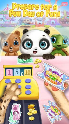 Panda Lu Fun Park - Amusement Rides & Pet Friends - عکس بازی موبایلی اندروید