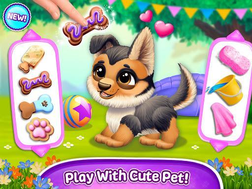 Sweet Baby Girl Summer Camp - Fun Games & Pet Care - عکس بازی موبایلی اندروید