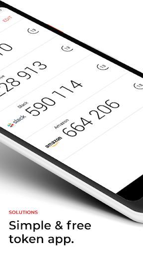2FA Authenticator (2FAS) - عکس برنامه موبایلی اندروید