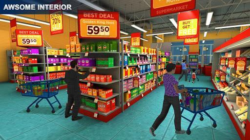 Commercial Market Construction Game: Shopping Mall - عکس بازی موبایلی اندروید