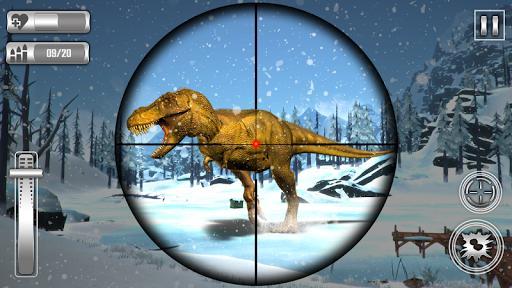 Wild Dinosaur Hunting Game - عکس برنامه موبایلی اندروید
