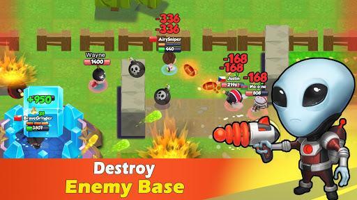 Wild Clash 2: Camp Build - عکس بازی موبایلی اندروید