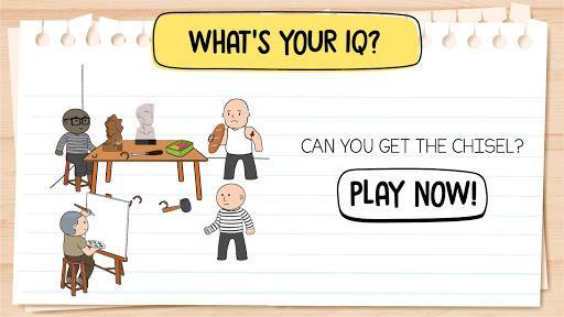 Brain Test 2: Tricky Stories - عکس بازی موبایلی اندروید