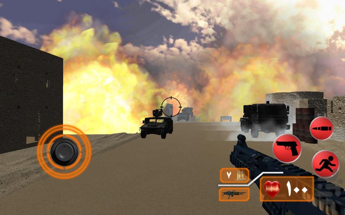 سقوط اهریمن (نسخه اصلی) - عکس بازی موبایلی اندروید