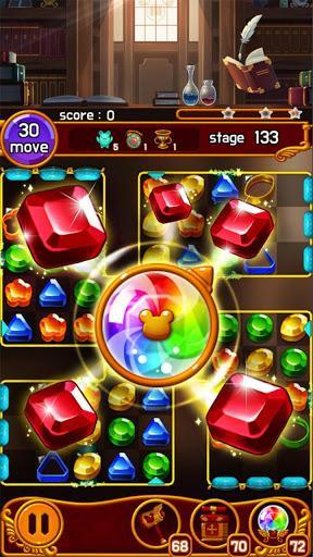 Jewel Magic Castle - عکس بازی موبایلی اندروید