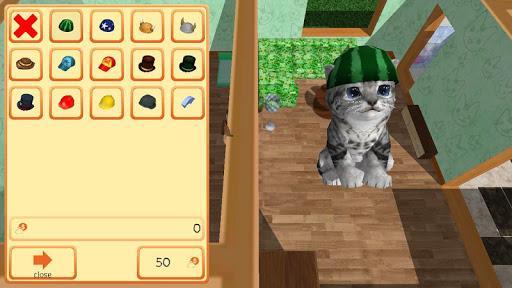 Cute Pocket Cat 3D - Part 2 - عکس بازی موبایلی اندروید