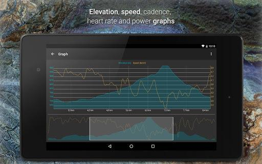 GPX Viewer - Tracks, Routes & Waypoints - عکس برنامه موبایلی اندروید
