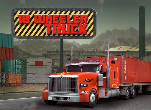 18 Wheeler Truck - عکس بازی موبایلی اندروید