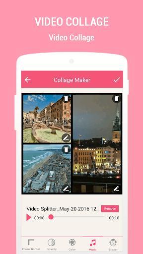 Video Collage Maker - عکس برنامه موبایلی اندروید