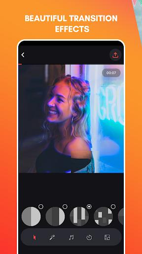 Video Maker with Songs & Photos - عکس برنامه موبایلی اندروید