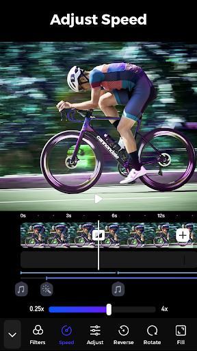 GoCut - Effect Video Editor - عکس برنامه موبایلی اندروید