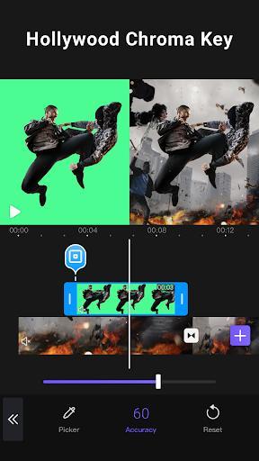 VivaCut - ویرایش ویدیو - عکس برنامه موبایلی اندروید