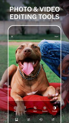 VSCO - ویرایش عکس و ویدیو - عکس برنامه موبایلی اندروید