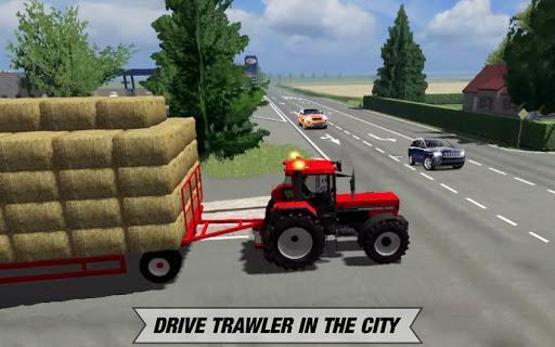 Pak Tractor Cargo 3D Farming - عکس بازی موبایلی اندروید