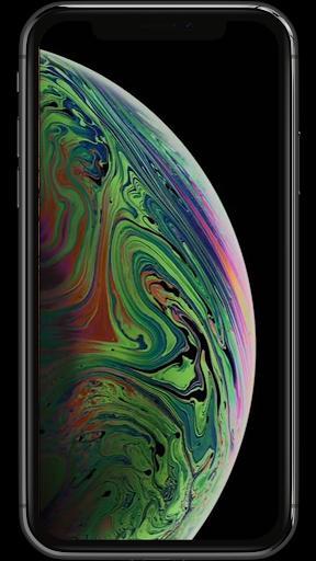Phone XS MAX Live Wallpaper video - عکس برنامه موبایلی اندروید