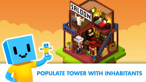 TapTower - Idle Building Game - عکس بازی موبایلی اندروید
