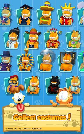 Garfield Fit - عکس برنامه موبایلی اندروید