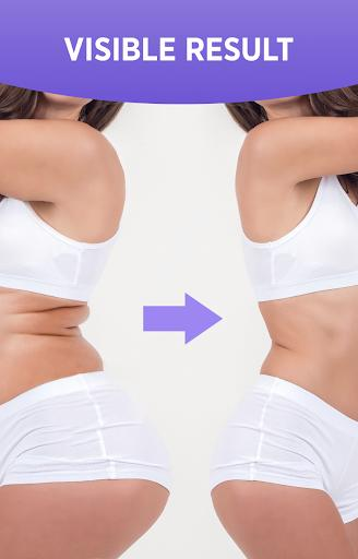 Lose Weight in 30 Days - عکس برنامه موبایلی اندروید