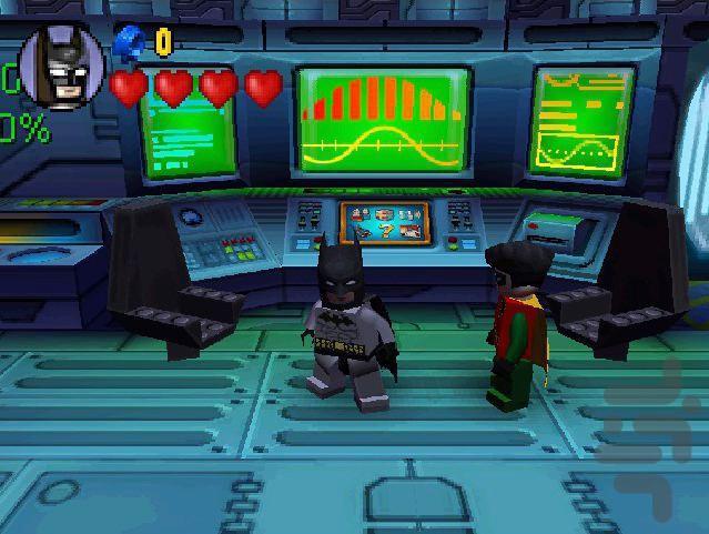 لگو بتمن - عکس بازی موبایلی اندروید