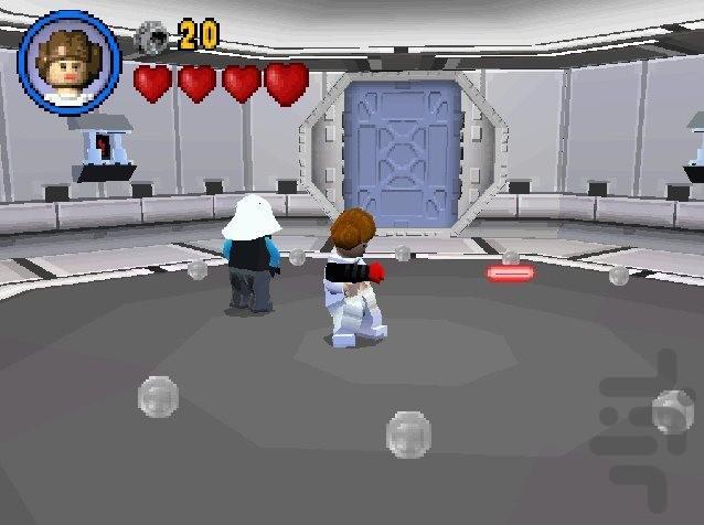 لگو جنگ ستارگان 2 - عکس بازی موبایلی اندروید
