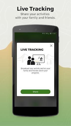 Wikiloc Outdoor Navigation GPS - عکس برنامه موبایلی اندروید