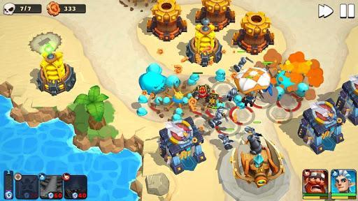 Wild Sky TD: Tower Defense Kingdom Legends in 2021 - عکس بازی موبایلی اندروید