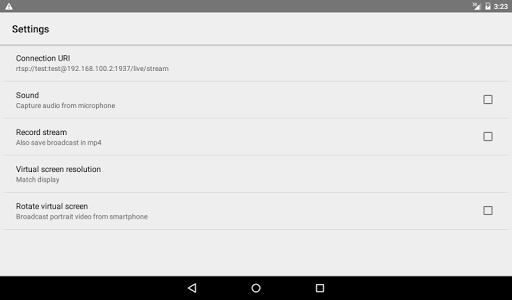 Larix Screencaster - عکس برنامه موبایلی اندروید