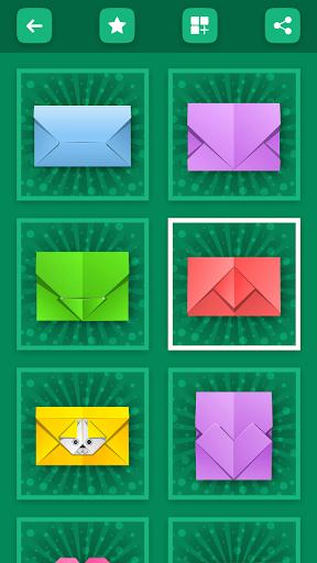 Origami Envelopes: Paper Craft Lessons - عکس برنامه موبایلی اندروید