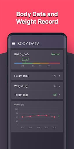 Workout for Women: Fit at Home - Image screenshot of android app