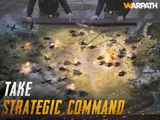 Warpath - عکس بازی موبایلی اندروید