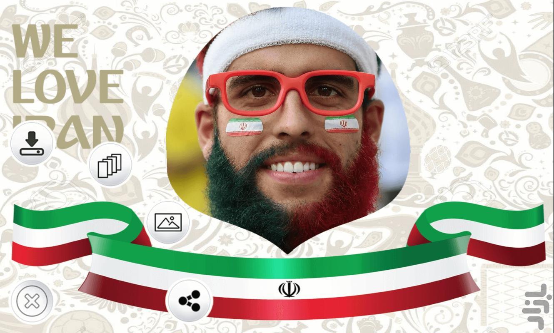عکس جام جهانی - عکس برنامه موبایلی اندروید