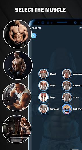 Home Workouts - Exercices No Equipments - عکس برنامه موبایلی اندروید