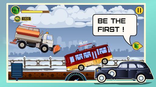 Mad Hill Racing: Bluetooth - عکس بازی موبایلی اندروید