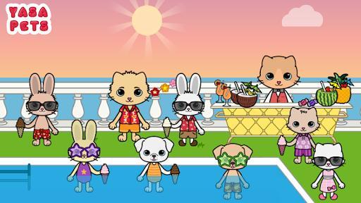 Yasa Pets Vacation - عکس بازی موبایلی اندروید