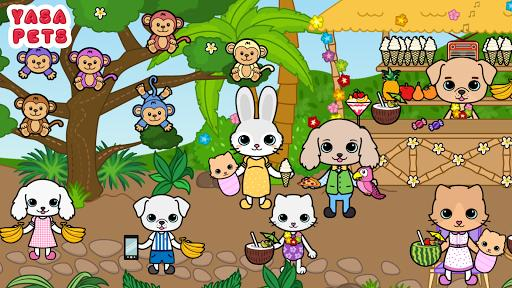 Yasa Pets Island - عکس بازی موبایلی اندروید