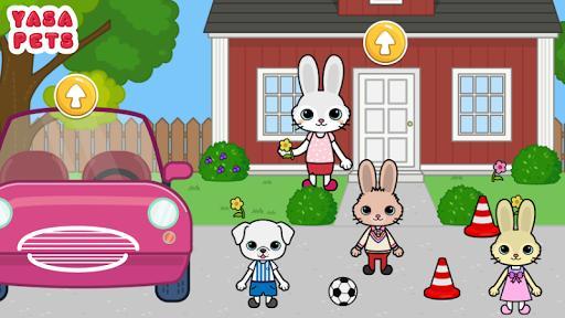 Yasa Pets Town - عکس بازی موبایلی اندروید