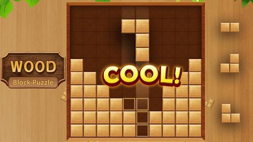 Wood Block Puzzle - عکس بازی موبایلی اندروید