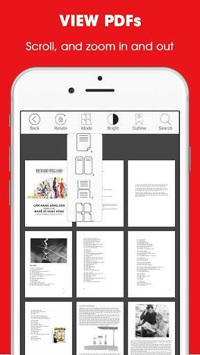 Yo PDF - Write On PDF (Beta) - عکس برنامه موبایلی اندروید
