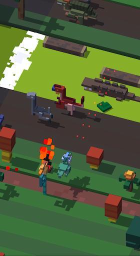 Crossy Road - عکس بازی موبایلی اندروید