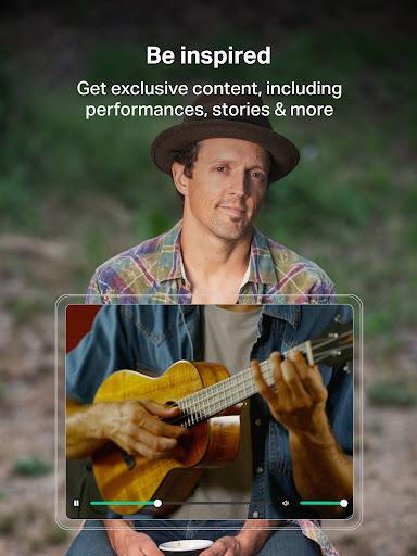 Yousician - Guitar, Ukulele, Bass and Singing - عکس برنامه موبایلی اندروید