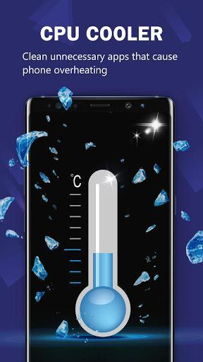 Super Clean - Phone Booster, Cleaner and Cooler - عکس برنامه موبایلی اندروید