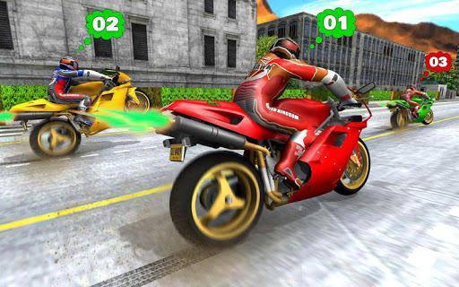 Bike Stunt Ramp Race 3D - Bike Stunt Games 2021 - Image screenshot of android app