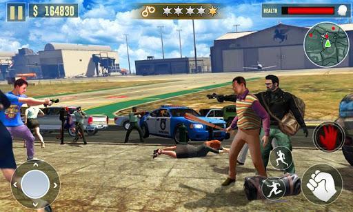 Real Gangster Street Crime Vegas 2019 - عکس بازی موبایلی اندروید