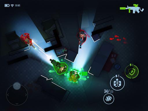 Bullet Echo - عکس بازی موبایلی اندروید