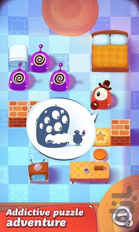 Pudding Monsters HD - عکس بازی موبایلی اندروید