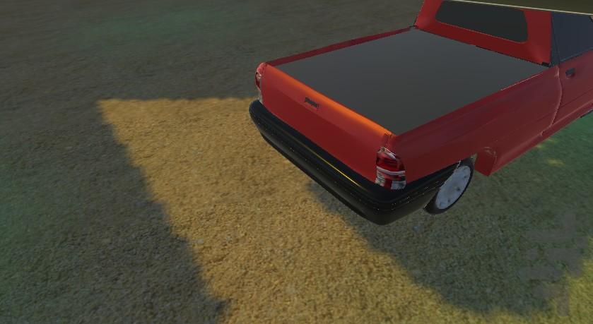 رانندگی با وانت پراید - عکس بازی موبایلی اندروید